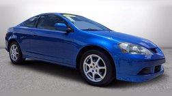 2006 Acura RSX 2dr Cpe MT
