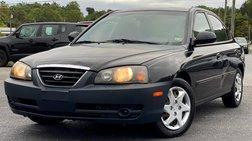 2006 Hyundai Elantra Limited
