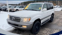 2006 Toyota Land Cruiser Base