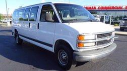 2001 Chevrolet Express Base