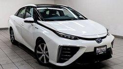 2018 Toyota Mirai Base
