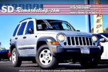 2007 Jeep Liberty Sport