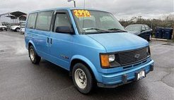 1994 Chevrolet Astro Base