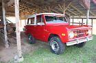 1973 Ford Bronco chrome