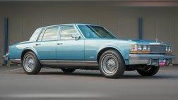 1978 Cadillac Seville 16,404 Original Miles | 1 Owner | Unique Color Co