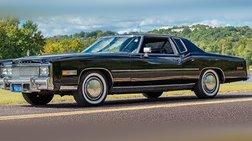 1977 Cadillac Eldorado Eldorado Coupe
