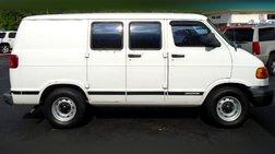2002 Dodge Ram Van 1500 SWB