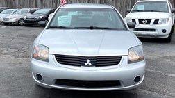2008 Mitsubishi Galant ES