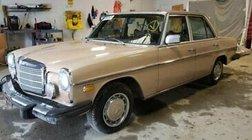 1974 Mercedes-Benz 1974 MERCEDES-BENZ 230.4