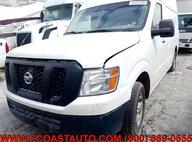 2012 Nissan NV Cargo High Roof 2500 V6 S