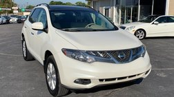 2012 Nissan Murano 2WD 4dr SL
