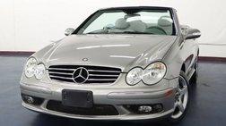 2005 Mercedes-Benz CLK-Class CLK 500