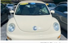 2005 Volkswagen New Beetle Dark Flint Edition