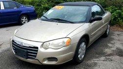 2006 Chrysler Sebring Base