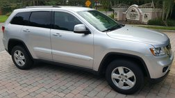 2013 Jeep Grand Cherokee - 64,105 miles - CLEARWATER , FLORIDA USA