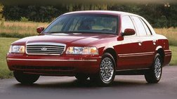1998 Ford Crown Victoria LX