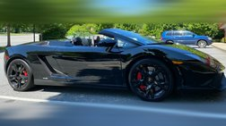 2014 Lamborghini Gallardo LP 550-2 Spyder