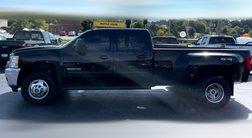 2012 Chevrolet Silverado 3500HD LTZ
