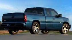 2003 Chevrolet Silverado 1500 SS Base