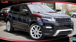 2013 Land Rover Range Rover Evoque Dynamic