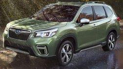 2021 Subaru Forester Premium