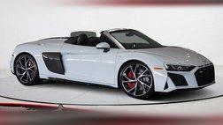 2021 Audi R8 5.2 V10 Spyder
