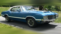 1970 Oldsmobile NUMBERS MATCH 455 DUAL GATE HURST