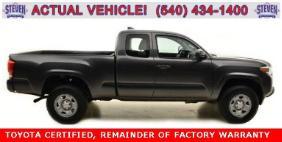 2017 Toyota Tacoma SR   20,594 Mi. Harrisonburg, VA ...