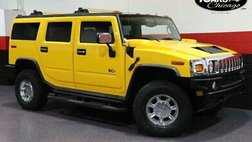 2005 HUMMER H2 64,143 Miles 3rd Row Clean CarFax Heated Seats