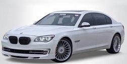 2015 BMW 7 Series ALPINA B7
