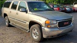 2000 GMC Yukon XL 2500 4WD