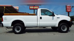 2003 Ford F-250 King Ranch Long Bed 4WD