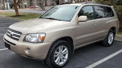 2007 Toyota Highlander Hybrid Limited