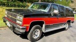 1991 Chevrolet Suburban V1500