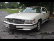 1996 Cadillac DeVille Concours