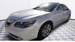 2010 Acura RL RL