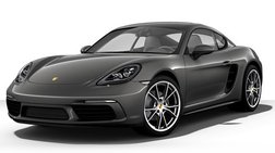 2017 Porsche 718 Cayman Base