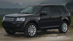 2013 Land Rover LR2 HSE LUX