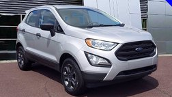 2018 Ford EcoSport S