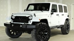 2017 Jeep Wrangler Smoky Mountain