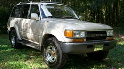 1991 Toyota Land Cruiser Base