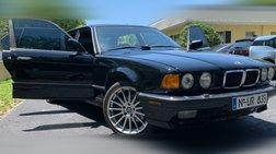 1988 BMW 7 Series 750iL