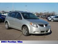 2003 Pontiac Vibe Base