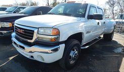 2005 GMC Sierra 3500 Base