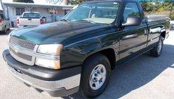 2004 Chevrolet Silverado 1500 Base
