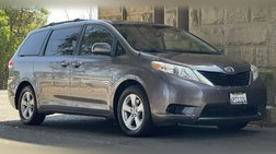 2011 Toyota Sienna LE Minivan 4D