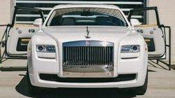 2013 Rolls-Royce Ghost Base