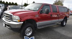 2002 Ford Super Duty F-350 XL
