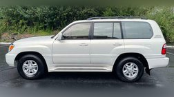 1998 Lexus LX 470 Base