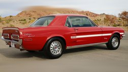 1968 Ford Mustang CALIF SPECIAL